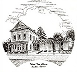 Talcott Free Library Logo - cropped
